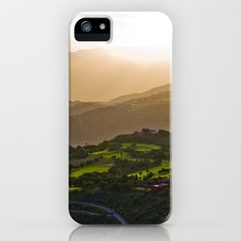 Gran Canaria 1.6 iPhone Case