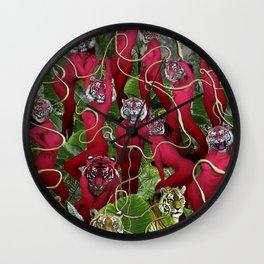 Kairosclerosis Wall Clock