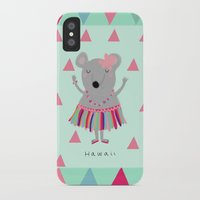 hawaii iPhone & iPod Cases featuring hawaii by Sucoco