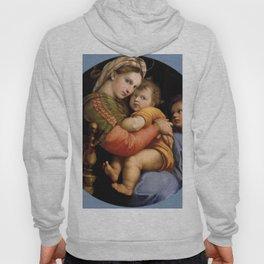 """Raffaello Sanzio da Urbino """"Madonna della seggiola"""", 1513-1514 Hoody"""
