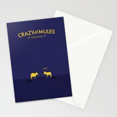 Crazy old Mule / Camul Stationery Cards