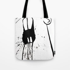 Zombie Gopher Tote Bag