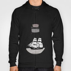 The ship in the bulb Hoody