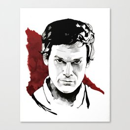 Dex Canvas Print