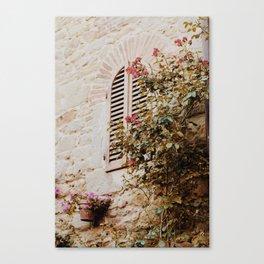 Escape to Tivoli Canvas Print