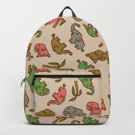 Little Elephants Backpack