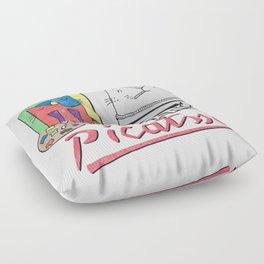 Picatsso Floor Pillow