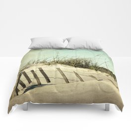 Lazy Days of Summer Comforters