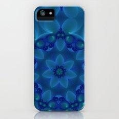 Blue Lotus Slim Case iPhone (5, 5s)