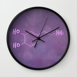 Dopamine Wall Clock