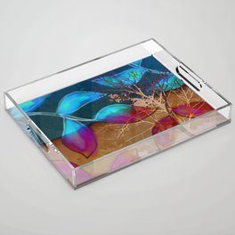 Branched Acrylic Tray