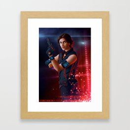 Spark of Honor - Will Framed Art Print
