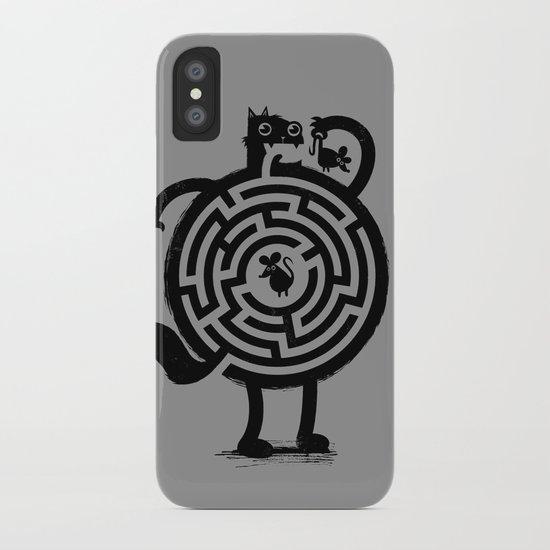 Amazin' Cat iPhone Case