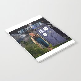 13th Doctor Notebook