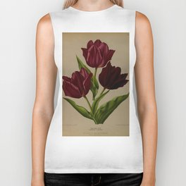 Arendsen, Arentine H. (1836-1915) - Haarlem's Flora 1872 - Single Early Tulips 3 Biker Tank