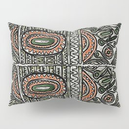 Rapa Nui Pillow Sham