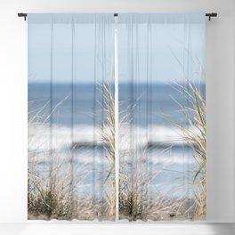 The Beach Beckons    Path To Ocean Shore Blackout Curtain