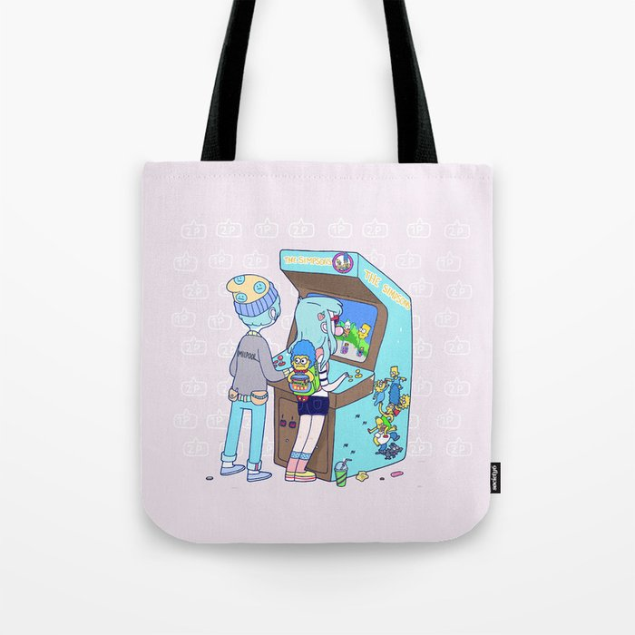 Insert 25 Cents Tote Bag