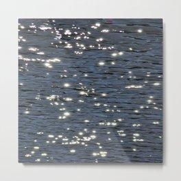 Wasser Metal Print