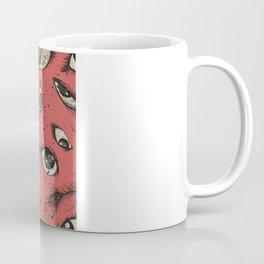 Pink Eye Coffee Mug