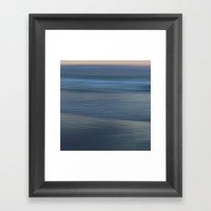 Be Gentle Framed Art Print