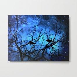 Crows: Attempted Murder -Blue Skies Metal Print