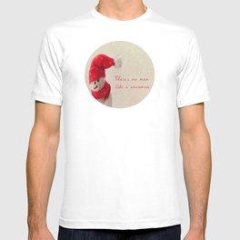 Mr Snowman (He's back)   T-shirt