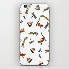 Let's go to the pond iPhone & iPod Skin