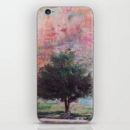 Beautiful tree on a Sailor Take Warning morning iPhone Skin