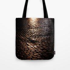 cobbled rain II. Tote Bag