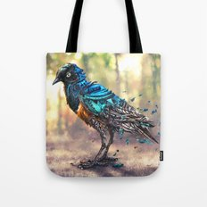 The Colours Fade Tote Bag
