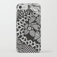 henna iPhone & iPod Cases featuring Henna by JessicaR
