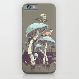 Elven Ranger iPhone Case