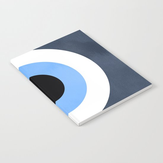 Evil Eye Notebook