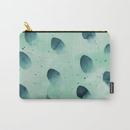 Boats Floating Along Carry-All Pouch