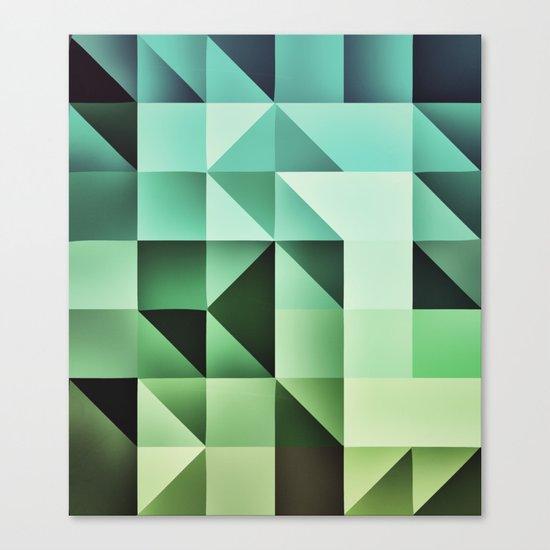 :: geometric maze III :: Canvas Print