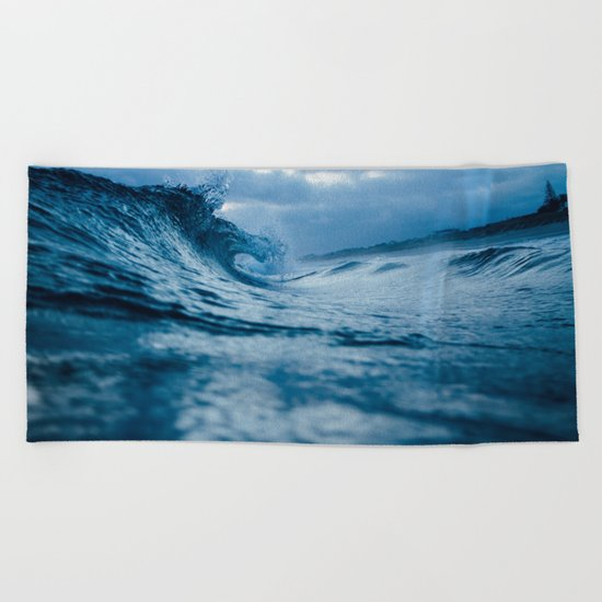 Nautical Adventure Beach Towel