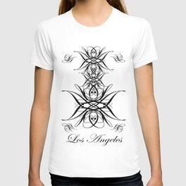 LA Pinstriping T-shirt