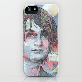 Jonny Greenwood - Daydreaming iPhone Case