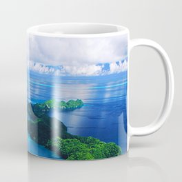 Breathtaking Tropical Island, Spectacular Ocean & Epic Sky Coffee Mug
