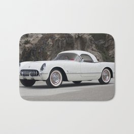1955 Corvette Bath Mat