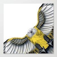 pride Canvas Prints featuring Pride by Schwebewesen • Romina Lutz