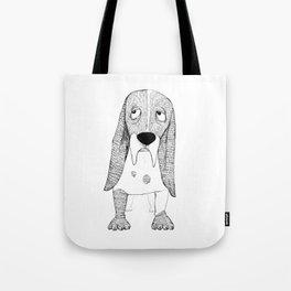 The Dog Tote Bag