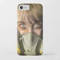 apocalypse now iPhone & iPod Cases featuring Apocalypse by Bruce Stanfield Photographer