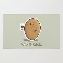 Mashed Potato Rug