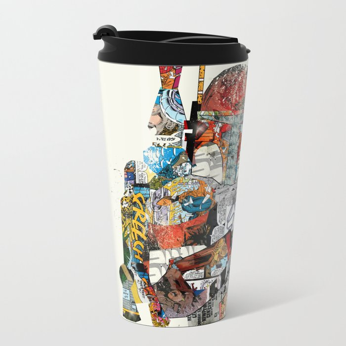 modern wars 3 Metal Travel Mug