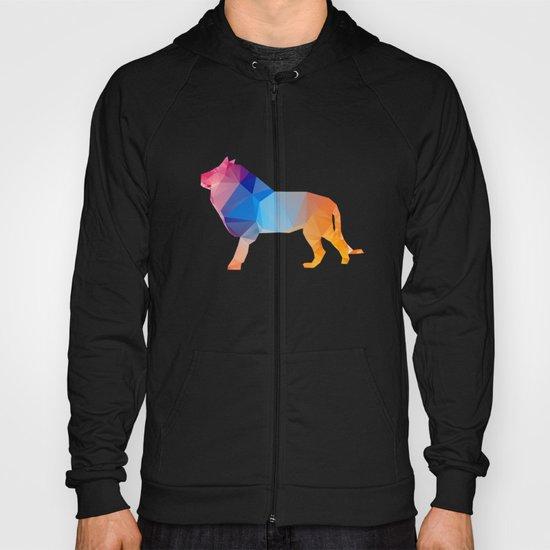 Glass Animal Series - Lion Hoody
