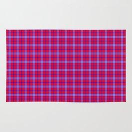 Maasai shúkà pattern II Rug