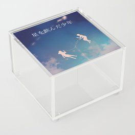 Strings of Fate Acrylic Box