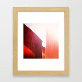 embers Framed Art Print